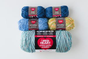 Red Heart Yarn Assortment Giveaway