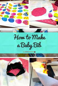 How to Make a Baby Bib