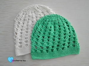 Easy Peasy Slouch Beanie