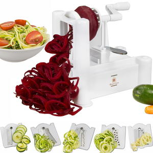 Strongest and Best Vegetable Spiralizer Giveaway