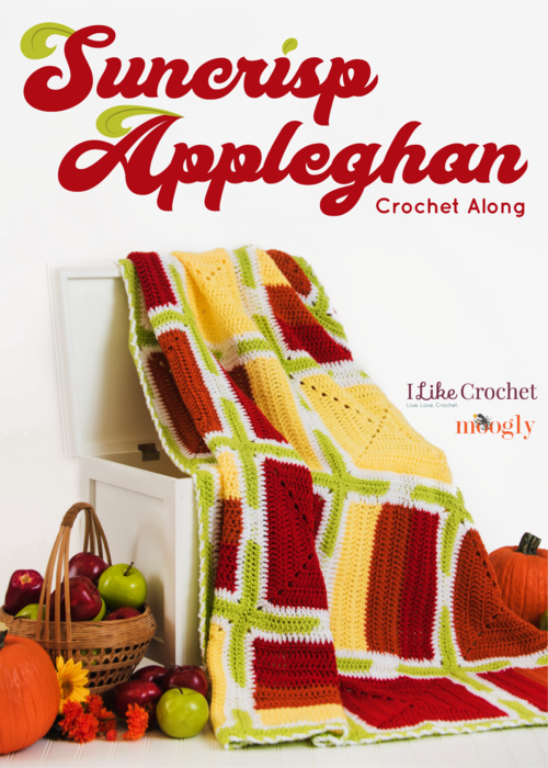 Suncrisp Appleghan Crochet Along