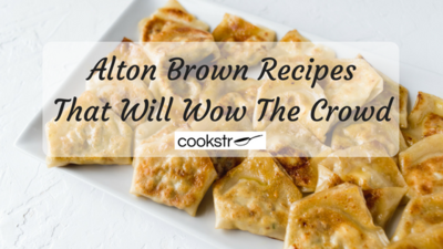 Alton Brown Recipes That Will Wow The Crowd