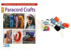 Paracord Crafts & Supplies Giveaway