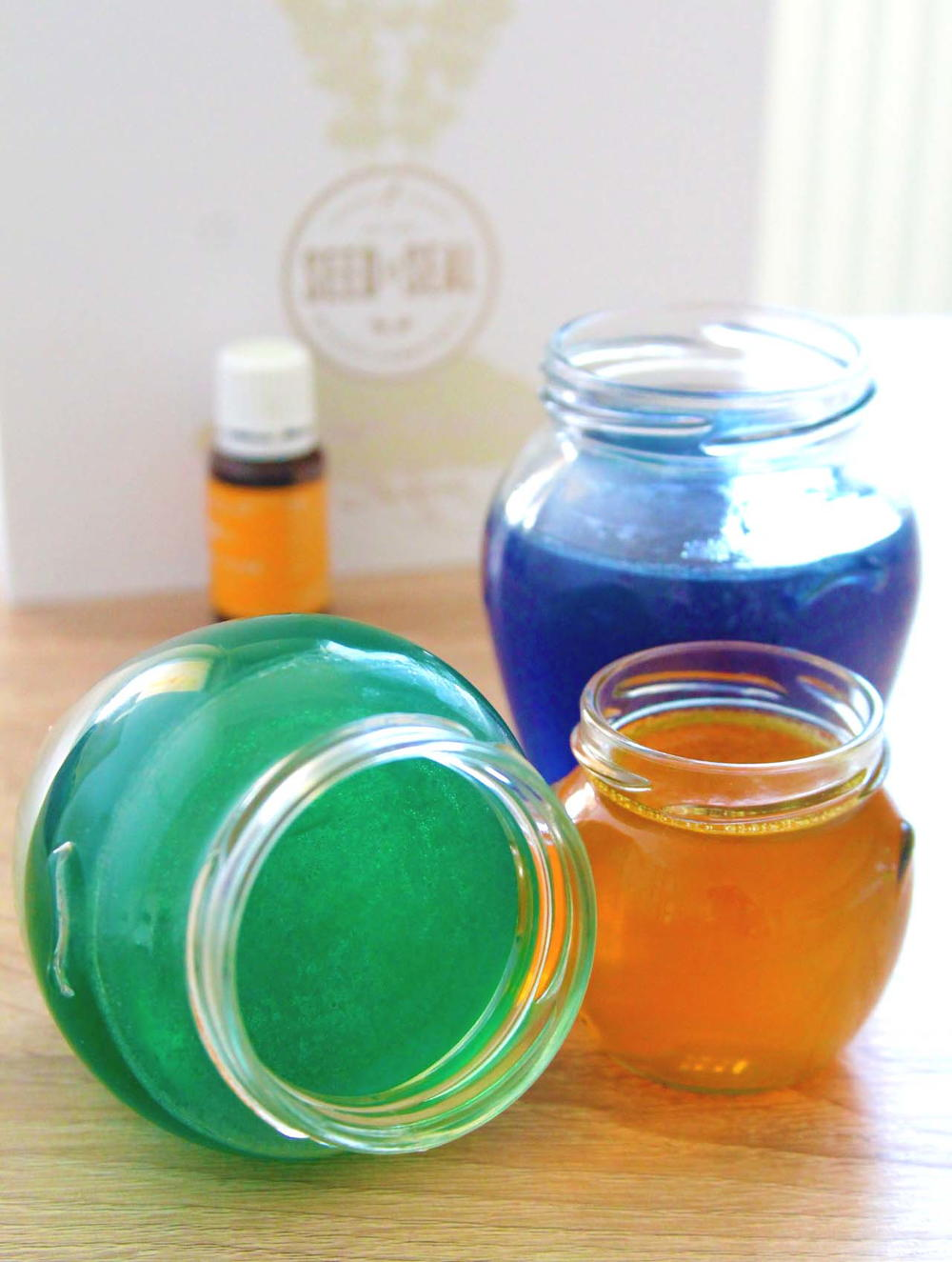 Easy Diy Gel Air Freshener Diyideacenter Com