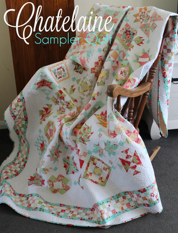 Long Term Quilting Projects