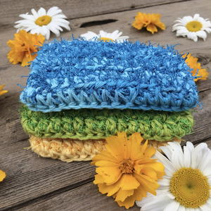Crochet Kitchen Scrubby
