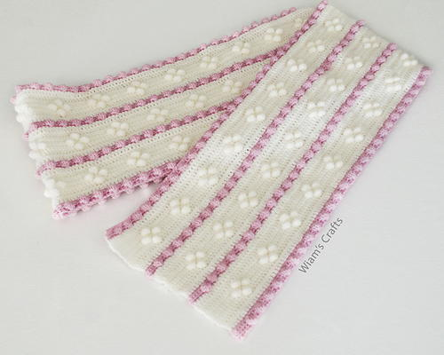 Bobbley Winter Scarf