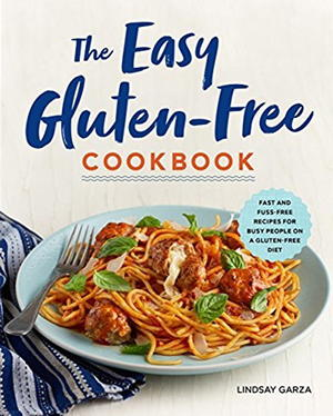 The Easy Gluten-Free Cookbook Giveaway