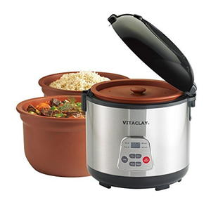 VitaClay Digital Express Slow Cooker Giveaway
