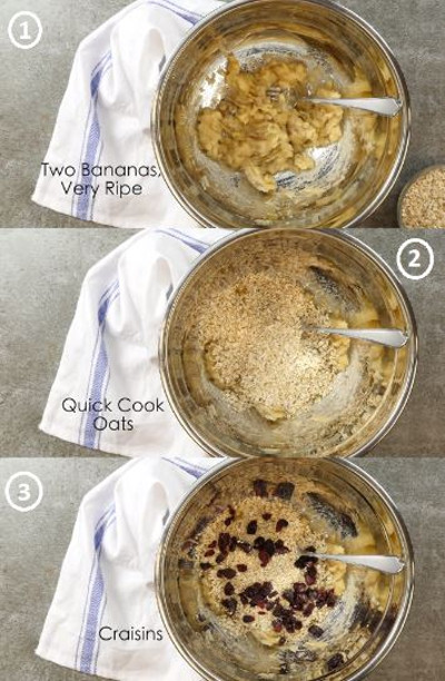 Easy 3-Ingredient Cookies