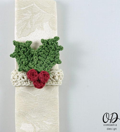 Holiday Napkin Rings