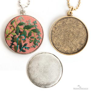 Exquisite Embroidery Pendent Kit Giveaway