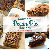 12 Southern Pecan Pie Recipes