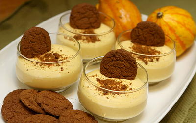 Amazing Pumpkin Pie Pudding
