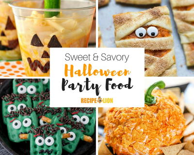 Halloween Party Food 15 Spooky Recipes