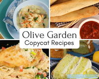 32 Olive Garden Copycat Recipes