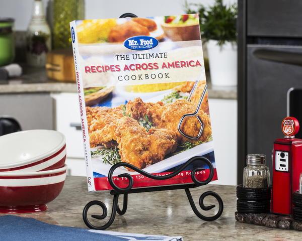The Ultimate Recipes Across America Cookbook Mrfood
