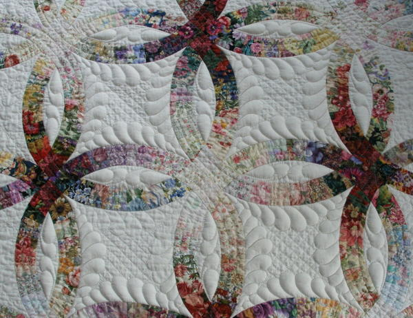 Trapunto Quilting by Hand