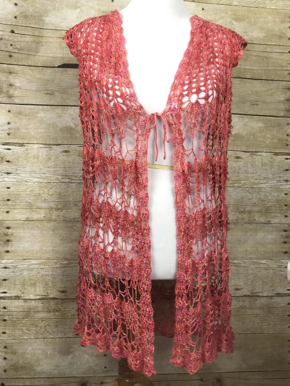 Summer Lovin Crochet Vest Allfreecrochet