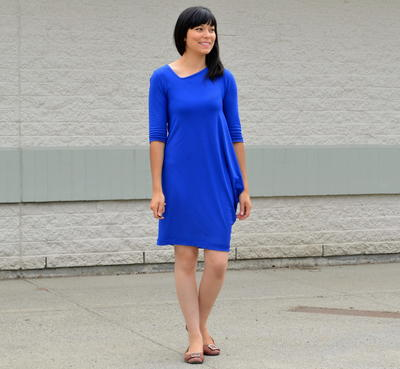The Brianna Dress Pattern