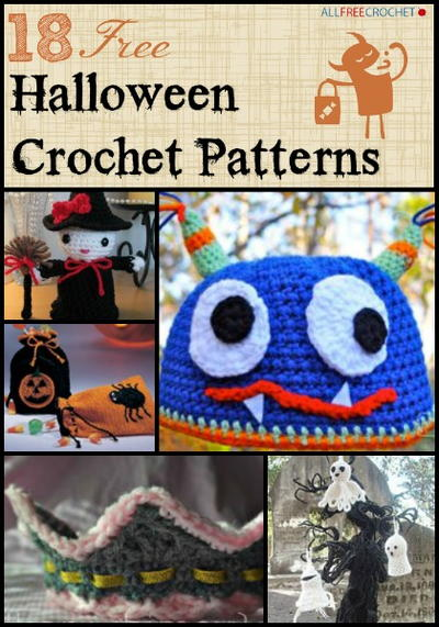 18 Free Halloween Crochet Patterns
