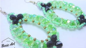 Gorgeous Jade Drop Earrings
