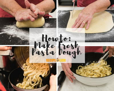 How to Make Pasta Dough