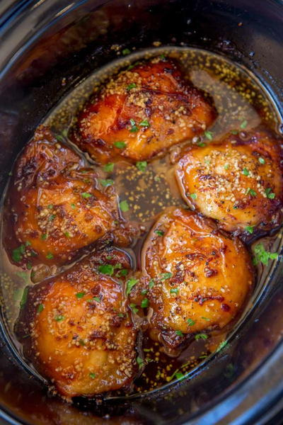 Baked Chicken Recipes Thighs