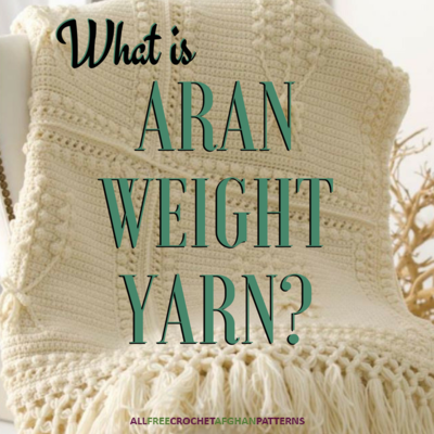 What Is Aran Weight Yarn Allfreecrochetafghanpatterns Com