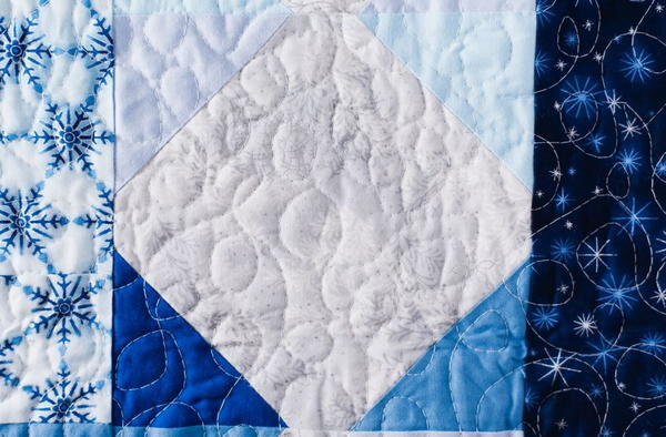 Let It Snow Quilt Pattern