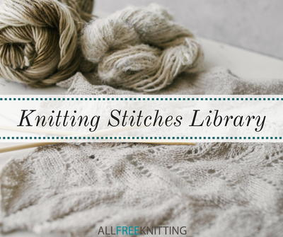 Easy Knit Stitches