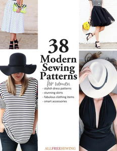 38 Modern Sewing Patterns for Women