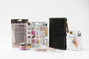 Prima Traveler's Journal and Amazing Accessories Giveaway