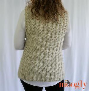 48 Crochet Vest Patterns Allfreecrochetcom