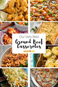 25 Ground Beef Casserole Recipes You'll Love