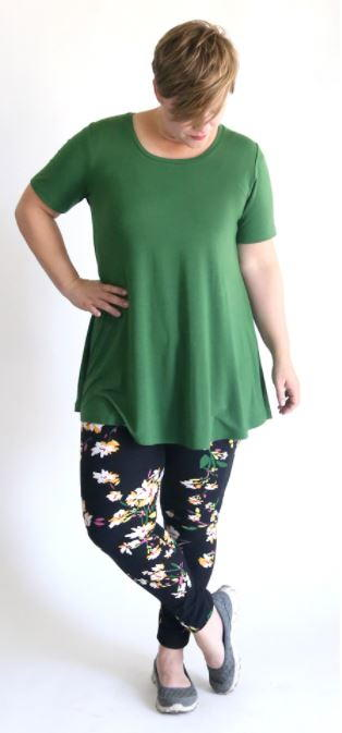 Swing Tunic Sewing Pattern
