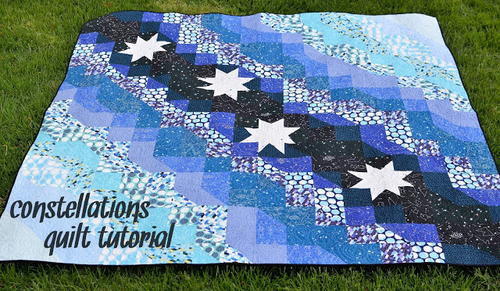 Constellations Full Bed Quilt