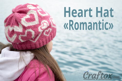 Romantic hat
