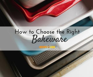 How to Choose the Right Type of Baking Pan