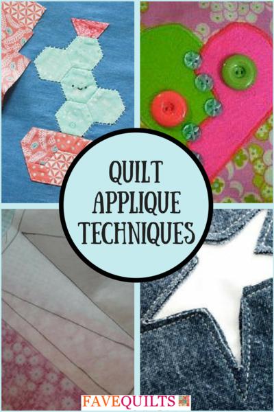 Quilt Applique Techniques Favequilts Com