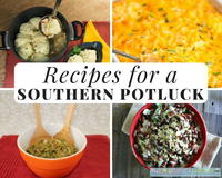40 Easy Recipes for a Southern Potluck