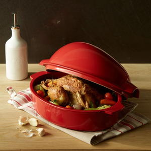 Emile Henry Ceramic Chicken Roaster Giveaway