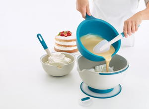 Lekue 3-Piece Mixing Bowl Set Giveaway