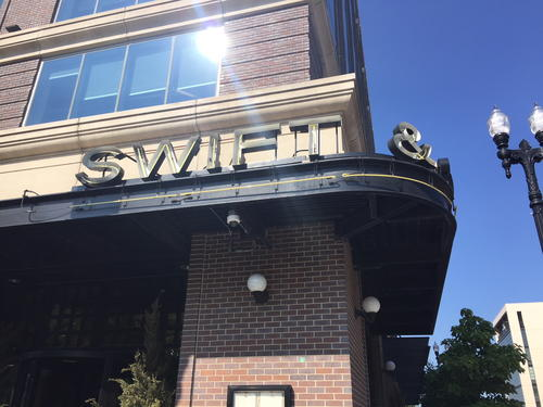 Swift and Sons Restaurant