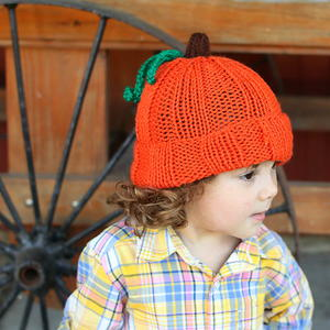 Perfectly Pumpkin Hat