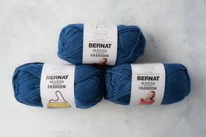 Bernat Maker Fashion Yarn Giveaway