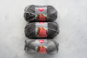 Thunder Red Heart Infinity Yarn Giveaway