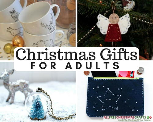 What Are Good Homemade Christmas Gifts For Parents