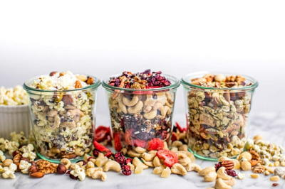 3 Healthy Homemade Trail Mix Recipes