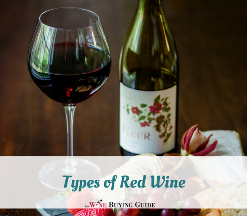 Types of Red Wine